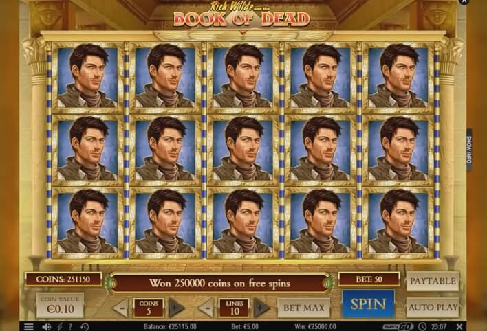 3 Best Slots No Deposit Free Spins